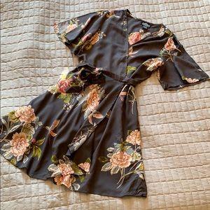 Angie wrap dress